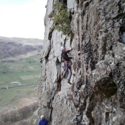 Gouther crag May 2013