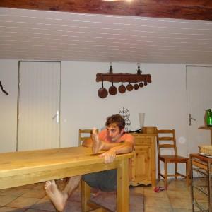 Table Top Climbing, Spain